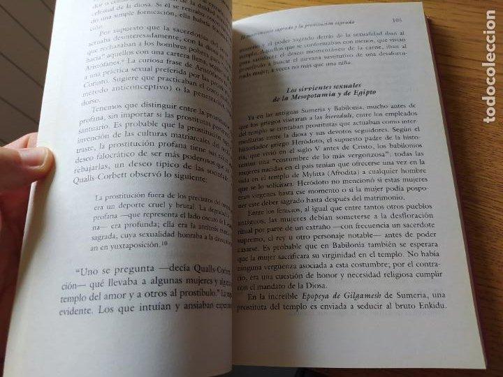 Libros de segunda mano: El valor sagrado del erotismo, Georg Feuerstein, amor sexual como camino de transformacion, Planeta - Foto 5 - 278936478