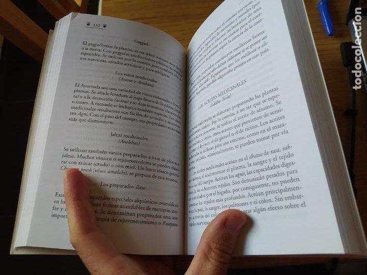 Libros de segunda mano: Poder energético y curativo del mundo vegetal, Libro de Vasant. Ed. Apostrofe, 1995 Raro - Foto 6 - 278938678