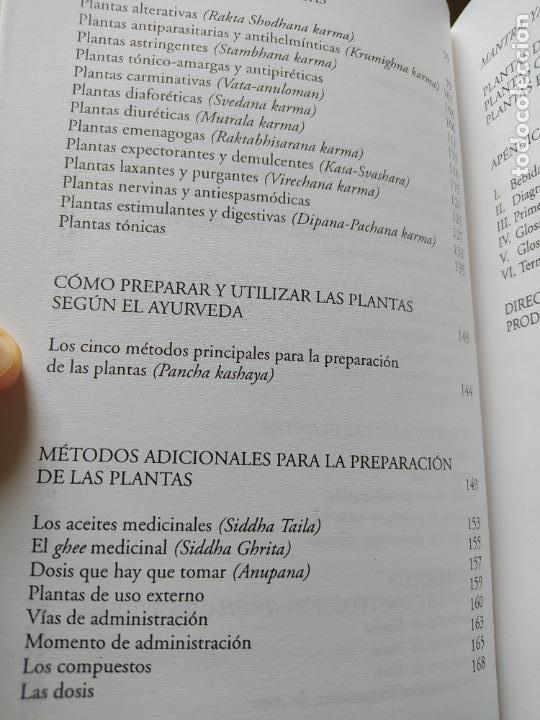Libros de segunda mano: Poder energético y curativo del mundo vegetal, Libro de Vasant. Ed. Apostrofe, 1995 Raro - Foto 8 - 278938678