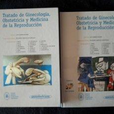 Libros de segunda mano: TRATADO DE GINECOLOGÍA, OBSTETRICIA Y MEDICINA DE LA REPRODUCCIÓN.. Lote 279331518