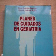 Libri di seconda mano: PLANES DE CUIDADOS EN PEDIATRIA. Lote 280914578
