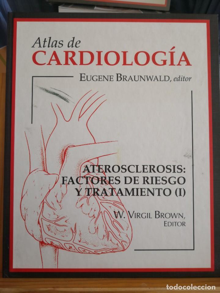 CARDIOLOGÍA-ENVÍO TC PAQUETE ESTÁNDAR PARA ESTE ARTÍCULO 5,99 (Libros de Segunda Mano - Ciencias, Manuales y Oficios - Medicina, Farmacia y Salud)