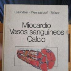 Libros de segunda mano: CARDIOLOGÍA-ENVÍO TC PAQUETE ESTÁNDAR PARA ESTE ARTÍCULO 5,99. Lote 287686358