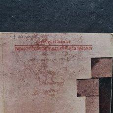Libros de segunda mano: INTERESANTE LIBRO LA LOCURA, COMPAÑERA REPUDIADA DEL DR. JORGE L. TIZÓN. LA GAYA CIENCIA.. Lote 287886348