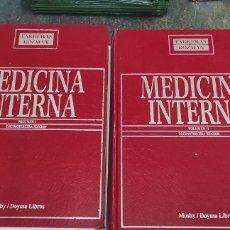 Libros de segunda mano: MEDICINA INTERNA. FARRERAS ROZMAN 1995. ED. MARÍN. Lote 287901333
