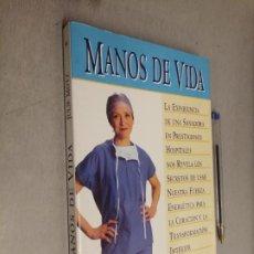 Libros de segunda mano: MANOS DE VIDA / JULIE MOTZ / EDAF NUERA ERA 1999. Lote 288065538