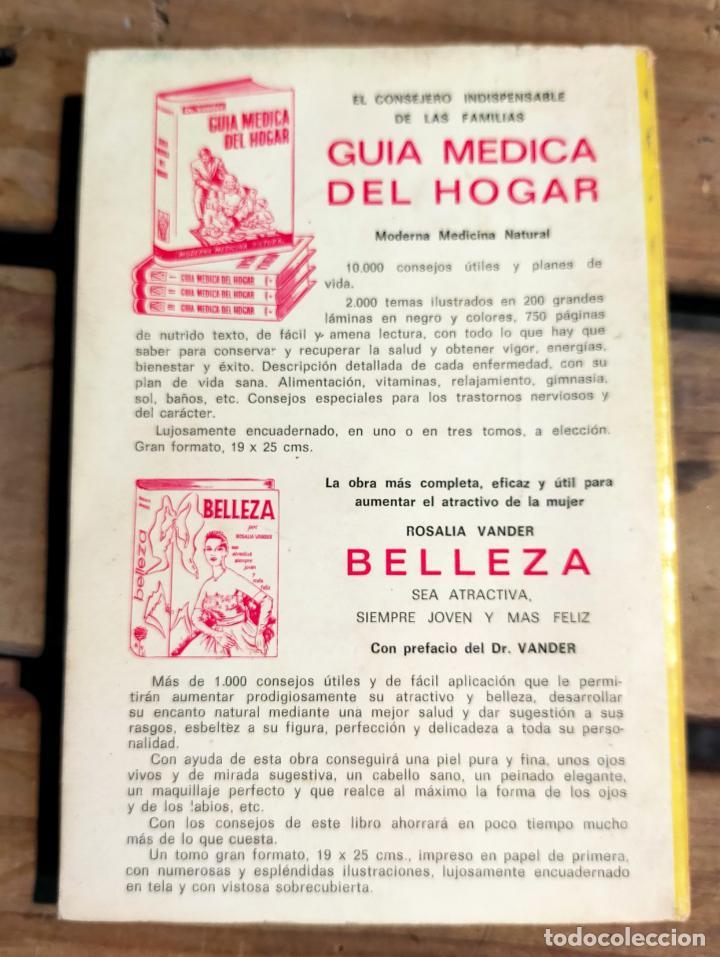 Libros de segunda mano: OJOS SANOS - DR. ADRIÁN VANDER - MÉTODOS MODERNOS ENFERMEDADES DE LA VISTA - Foto 2 - 288579478