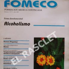Libros de segunda mano: ANTIGÜA REVISTA FOMECO - VOL 3 - Nº 1 - 1995. Lote 295721478