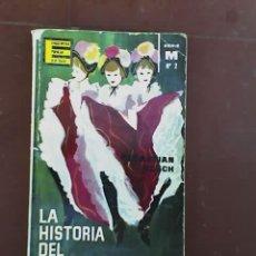 Libros de segunda mano: LA HISTORIA DEL MUSIC-HALL, POR SEBASTIÁN GASCH - PLAZA & JANES - 1962. Lote 23373601