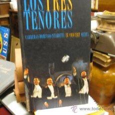 Second hand books - LOS TRES TENORES : JOSE CARRERAS , PLACIDO DOMINGO Y LUCIANO PAVAROTTI 1997 + INFO - 16562922