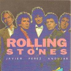 Libros de segunda mano: LIBRO THE ROLLING STONES. Lote 22076605