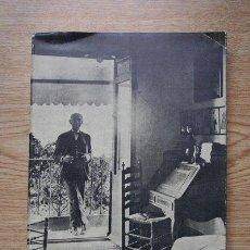 Libros de segunda mano: CATÁLOGO-GUÍA DE LA CASA-MUSEO DE FALLA EN GRANADA.. Lote 19194454