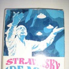 Libros de segunda mano: STRAVINSKY,IDEAS Y RECUERDOS -1971 -1ª EDIC.-ROBERT -TELA ,SOBRECUBIERTA.. Lote 26687035