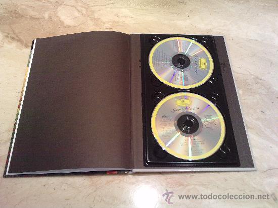 Libros de segunda mano: Libro sobre Vivaldi su historia y su música con 2 CD incluidos Peso 400 gr. 20 x 17 cm. porte gratis - Foto 3 - 26313535