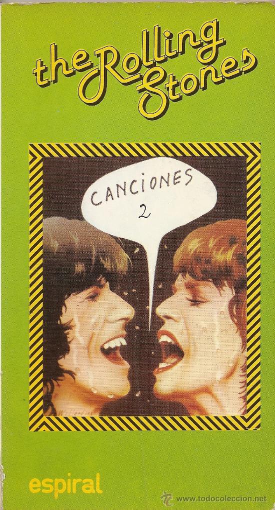 THE ROLLING STONES CANCIONES 2 (FUNDAMENTOS) (Libros de Segunda Mano - Bellas artes, ocio y coleccionismo - Música)