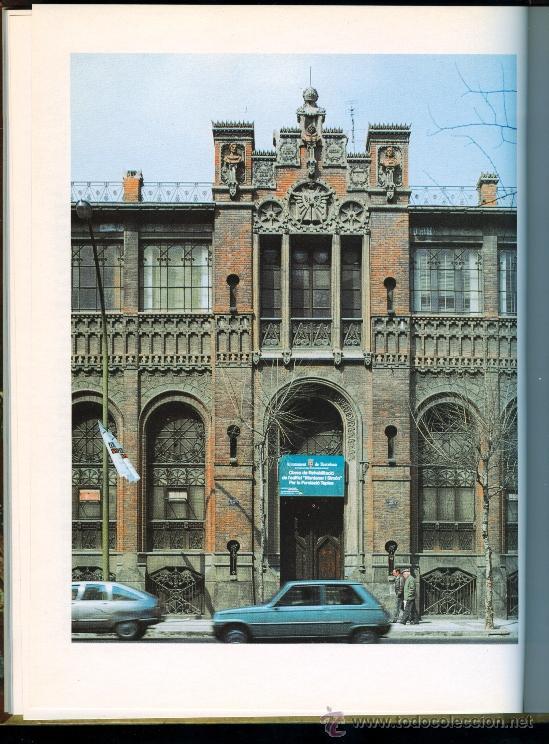 Libros de segunda mano: EL PALAU DE LA MUSICA CATALANA - 1987 - Foto 3 - 27765566