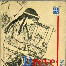 Libros de segunda mano: N. DUFOUREQ : BREVE HISTORIA DE LA MÚSICA (1965) . Lote 28892556