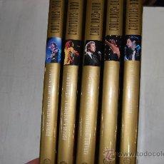 Libros de segunda mano: ANTOLOGÍA AUDIOVISUAL DE LA MÚSICA MODERNA. CANCIONES DE ORO. VV.AA. RM24134B. Lote 30694460