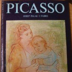 Libros de segunda mano: LIBRO PINTURA PICASSO JOSEP PALAU I FABRE ED CENTENARI 1881-1981 . Lote 30713642