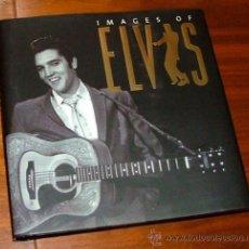 Libros de segunda mano: LIBRO DE FOTOGRAFÍAS DE ELVIS PRESLEY 'IMAGES OF ELVIS'. Lote 31301152