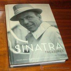 Libros de segunda mano: LIBRO + CD 'THE SINATRA TREASURES' (CHARLES PIGNONE, FRANK SINATRA JR, QUINCY JONES). Lote 32349751