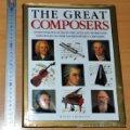 Libros de segunda mano: LIBRO GRAN FORMATO EN INGLÉS: THE GREAT COMPOSERS - de WENDY THOMPSON - 2001.. Lote 33754492