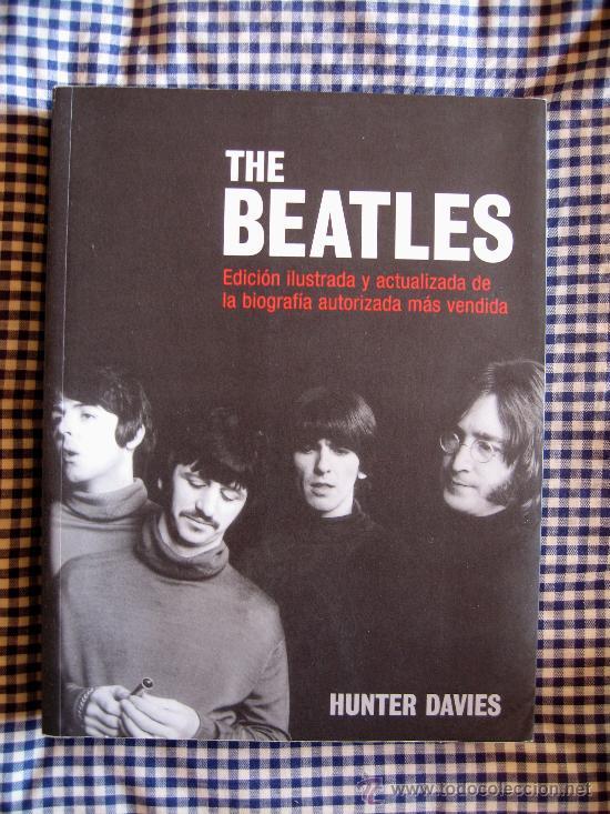 The Beatles Hunter Davies Castellano Ed Ilu Vendido En Subasta