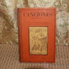 Libros de segunda mano: 2485- CANCIONES. FRANCISCO CIVIL Y ROBERTO RIZO. EDIT. DALMAU S/F. . Lote 35772944