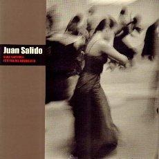 Libros de segunda mano: JUAN SALIDO. BAILE FLAMENCO: ESTETICA DE MOVIMIENTO. FL-176. Lote 289698188