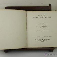 Libros de segunda mano: 3966- EL LIED A TRAVES DEL TEMPS I LA MUSICA VOCAL FRANCESA. JOSEP BARTOMEU. S/F. 2 TOMOS. . Lote 39717446