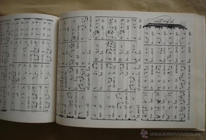 Libros de segunda mano: POLIFONÍA EN LA SEMANA SANTA CREVILLENTINA - CEVILLENTE - ALICANTE - Foto 7 - 40156092