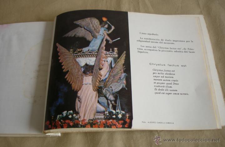 Libros de segunda mano: POLIFONÍA EN LA SEMANA SANTA CREVILLENTINA - CEVILLENTE - ALICANTE - Foto 8 - 40156092