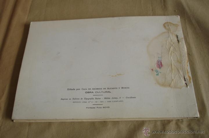 Libros de segunda mano: POLIFONÍA EN LA SEMANA SANTA CREVILLENTINA - CEVILLENTE - ALICANTE - Foto 9 - 40156092