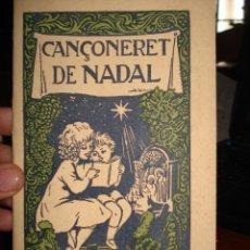 Libros de segunda mano: CANÇONERET DE NADAL, FOMENT DE PIETAT. Lote 41283038
