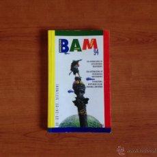 Libros de segunda mano: BAM BARCELONA ACCIÓ MUSICAL 94 (AJUNTAMENT DE BARCELONA 1994). Lote 41757896