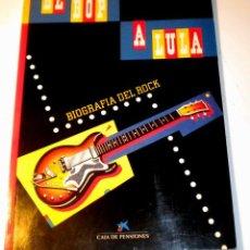 Libros de segunda mano: BE BOP A LULA - BIGRAFÍA DEL ROCK -1985. Lote 42111287