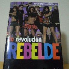 Libros de segunda mano: LA REVOLUCIÓN REBELDE. ALONSO FRESCO, JUAN LUIS. ESPEJO DE TINTA 2007. INCLUYE DVD. Lote 42163649