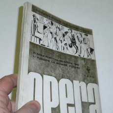 Libros de segunda mano: XI GRAN FESTIVAL ABAO 1962 - LA BOHEME, PUCCINI - ASOCIACIÓN BILBAÍNA DE AMIGOS DE LA ÓPERA. Lote 42443220