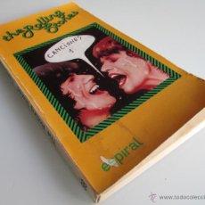 Libros de segunda mano: THE ROLLING STONES - CANCIONES VOL 1 - ESPIRAL 1984. Lote 42960311