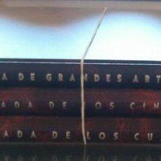 Libros de segunda mano: VV.AA. VIDA COTIDIANA Y CANCIONES. ESPAÑA DE LOS 40 A LOS 90. TRES TOMOS. RM65509. Lote 43390347