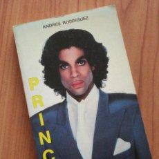 Libros de segunda mano: PRINCE, ROCK POP CÁTEDRA, 1989 DE ANDRÉS RODRIGUEZ. NUEVO.. Lote 43820768