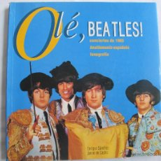 Libros de segunda mano: OLE BEATLES (1994). Lote 44074856