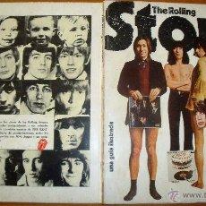 Libros de segunda mano: ROLLING STONES. UNA GUIA ILUSTRADA . ROY CARR. Lote 45939383