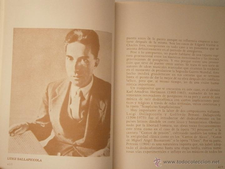 Libros de segunda mano: El mundo de la musica tomo II RAREZA - Foto 9 - 46613673