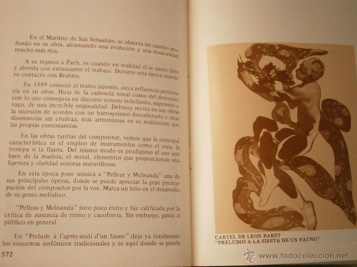 Libros de segunda mano: El mundo de la musica tomo II RAREZA - Foto 12 - 46613673