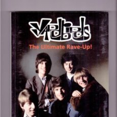 Libros de segunda mano: YARDBIRDS - THE ULTIMATE RAVE-UP!. Lote 46785395