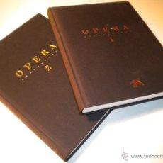Libros de segunda mano: OPERA 1 Y 2 - ( IDIOMA ORIGINAL TRADUCIÓN AL CATALÁN). Lote 47101826