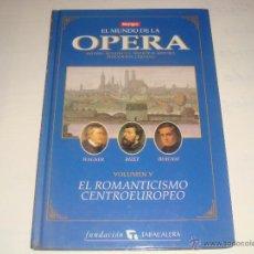 Libros de segunda mano - EL MUNDO DE LA OPERA VOL.V COLECCION TIEMPO - 47756317