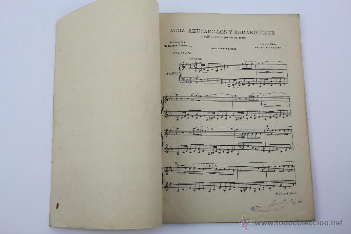 L 1843 Partitura Zarzuela En Un Acto Chueca Vendido En Venta Directa 49905547