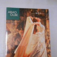 Libros de segunda mano - ABAO OLBE 10 - 11. ANUARIO 2010 2011. 59 TEMPORADA DE OPERA EN BILBAO. Arm10 - 50807698